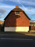 Old English tile clad public house in Pulborough West Sussex Royalty Free Stock Photo