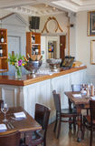 Old English victorian public house interior. Stock Images