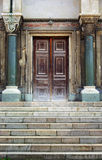 Old Entrance Royalty Free Stock Images