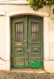 Old entrance door Royalty Free Stock Photo