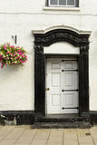 Old entrance door, Henley on Thames Royalty Free Stock Photos