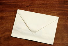 Old envelope Royalty Free Stock Photos