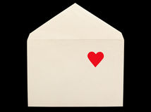 Old envelope. Royalty Free Stock Images