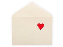 Old envelope. Royalty Free Stock Photo