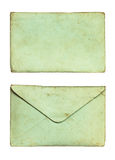 Old envelope Royalty Free Stock Photography