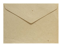 Old envelope Stock Photos
