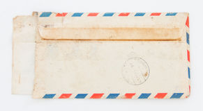 Old envelope Royalty Free Stock Image