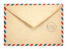Old envelope Stock Photography