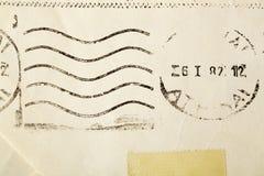 Old envelope Royalty Free Stock Photos