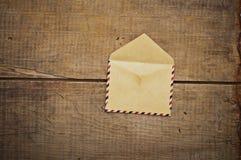 Old envelope Stock Photos