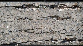 Cracked Concrete Background Royalty Free Stock Photos