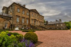 Old Estate house Royalty Free Stock Images