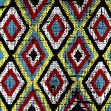 Old ethnic canvas fabric texture Stock Photos