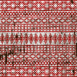 Old ethnic fabric texture Royalty Free Stock Photo