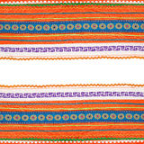 Old ethnic ornament Royalty Free Stock Images