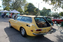 Old euro wagon Royalty Free Stock Photos