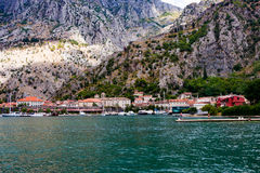 Old Europe, city of Kotor Royalty Free Stock Image