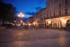 Old European city Stock Photos