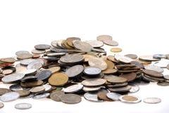 Old european money Royalty Free Stock Photo