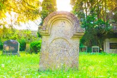 Old european monument stock photos