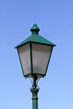 Old european streetlamp Royalty Free Stock Photos