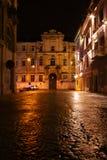 Old European town Royalty Free Stock Photos