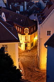 Old European town Stock Photography