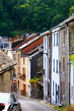 Old European village Royalty Free Stock Photos