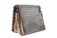Old Evaporator Coil (3) Royalty Free Stock Photos