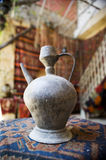 Old ewer in an arab shop Royalty Free Stock Images