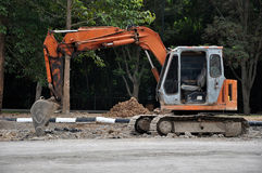 Old excavator Royalty Free Stock Photography