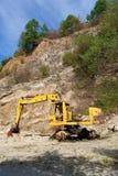 Old excavator Royalty Free Stock Photo