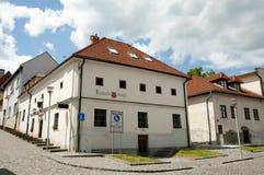 Old Executioner& x27;s House - Bardejov - Slovakia stock image