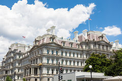 Old Executive Office Building Royalty Free Stock Images