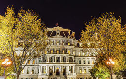Old Executive Office Building Night Washington DC Royalty Free Stock Photos