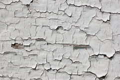 Old exfoliating paint Royalty Free Stock Images