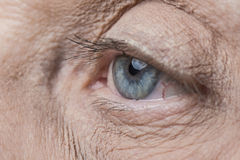 Old eye Royalty Free Stock Photo