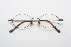 Old eye glasses. Stock Image