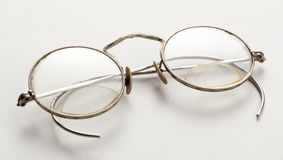 Old Eyeglases Royalty Free Stock Photography