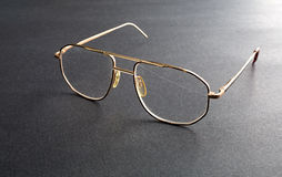 Old eyeglasses Royalty Free Stock Photography