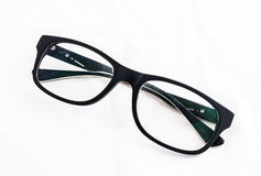 Old eyeglasses Stock Image