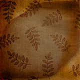 Old Fabric background Stock Images