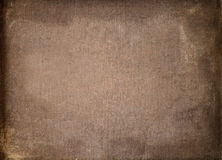Old Fabric Burlap Texture Stock Image