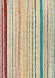 Old fabric with colorful stripes Royalty Free Stock Photos