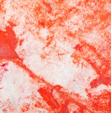 Old fabric paint Royalty Free Stock Image