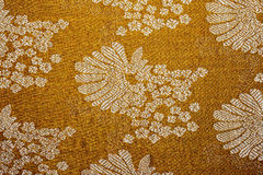 Old fabric texture Royalty Free Stock Photos