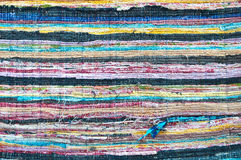 Old fabric weave. Texture of old fabric weave Royalty Free Stock Photos