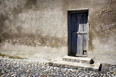 Old facade Royalty Free Stock Image