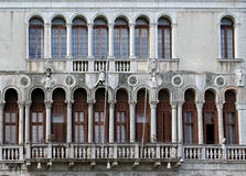 Old facade Royalty Free Stock Photography
