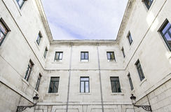Old facade Royalty Free Stock Images